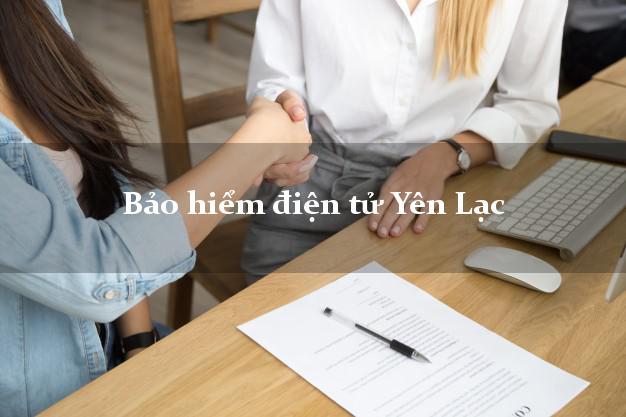 Bảo hiểm điện tử Yên Lạc Vĩnh Phúc