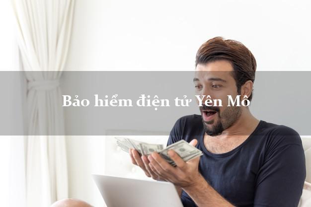 Bảo hiểm điện tử Yên Mô Ninh Bình