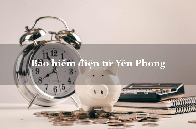 Bảo hiểm điện tử Yên Phong Bắc Ninh